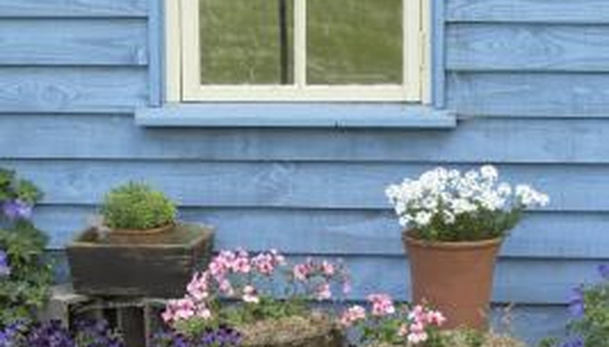 Vaseline, used in conjunction with a silicone bath sealant, can help keep a draft from getting in through your windows.