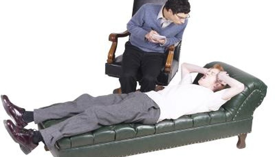 Psychoanalytic therapy shares some similarities to psychodynamic therapy.