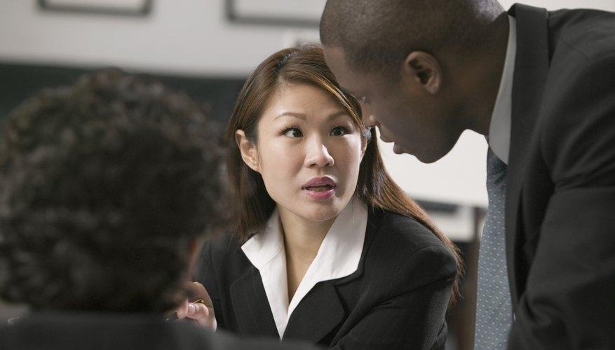 Mediation skills bring adversaries together.