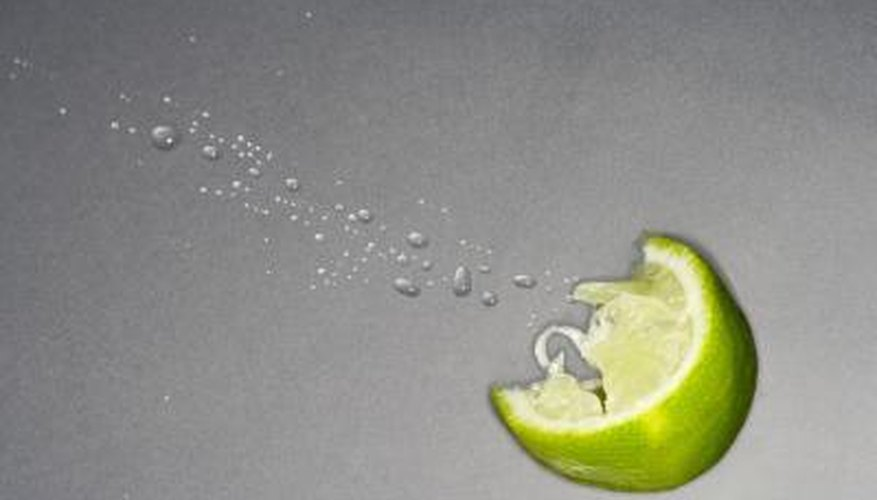 Squeeze your lime directly into your Corona to prevent spraying stinging citrus droplets everywhere.