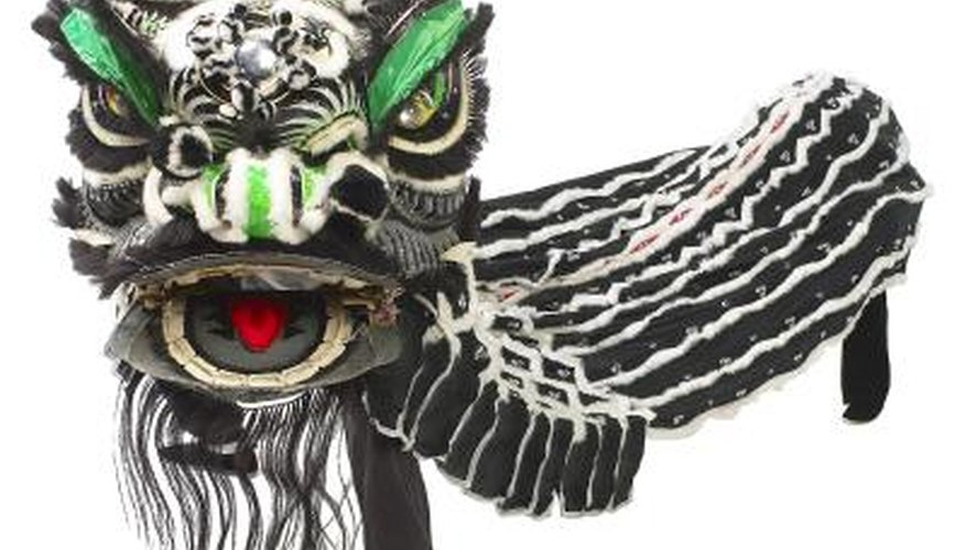 Chinese dragons are essential figures in Chinese culture.