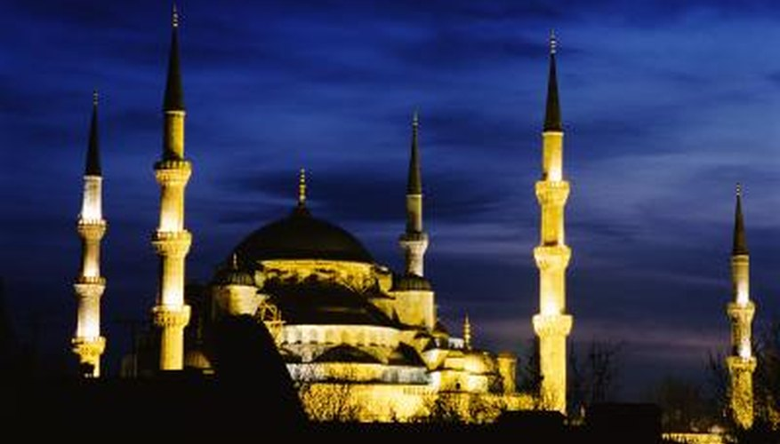 Prayer can help many Muslims dispel negative energy.