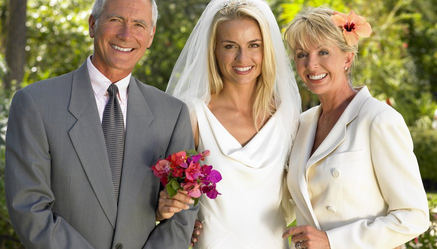 The parents of the bride should host the reception.