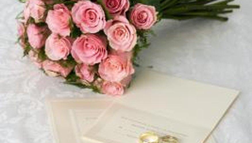 Formal invitations require addressing etiquette.