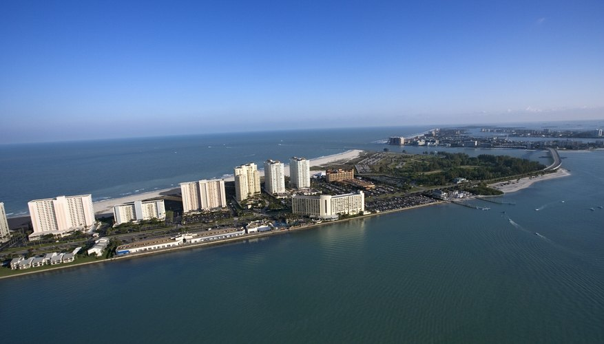 Clearwater, Florida, is home to Flag, Scientology's headquarters, which comprises 50 buildings.