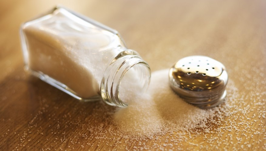 Salt was extremely valuable in the ancient world.