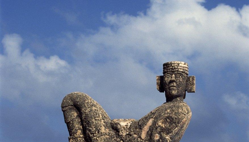Pre-Columbian Chac-Mool