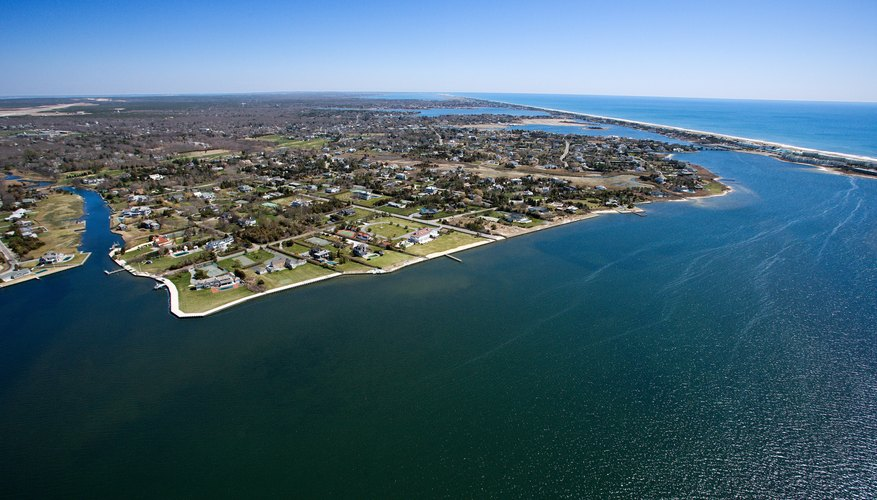 The Hamptons offer breathtaking views of Long Island.