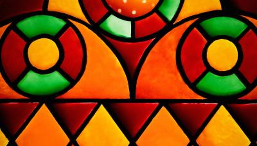 Convert a photo to a stained glass pattern in a few clicks.