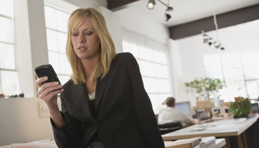 Mobile devices store a separate copy of email passwords.