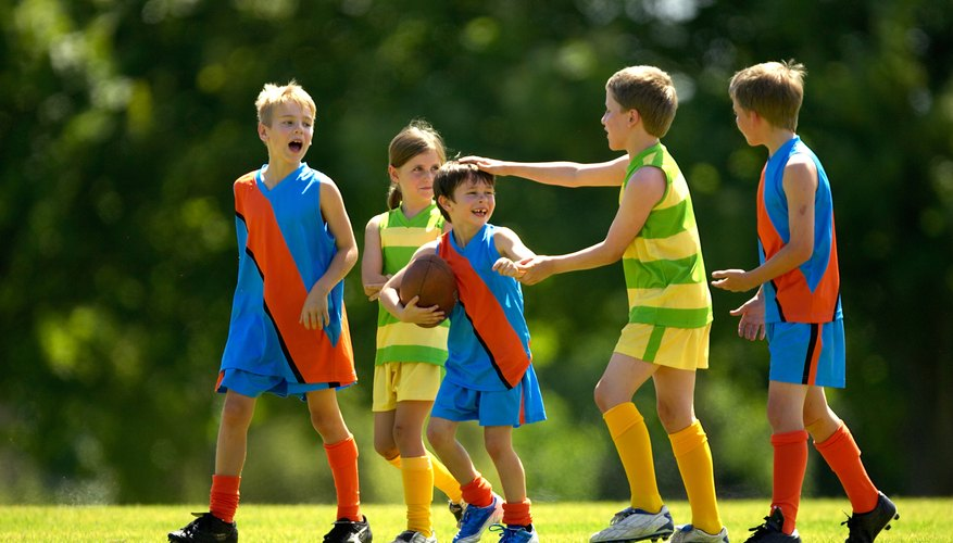 Athletics is one area of life where you can practice good sportsmanship.