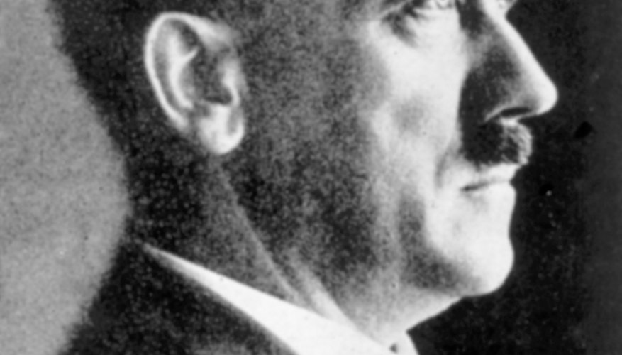 Hitler publicly blamed the war on the failure of FDR's New Deal.