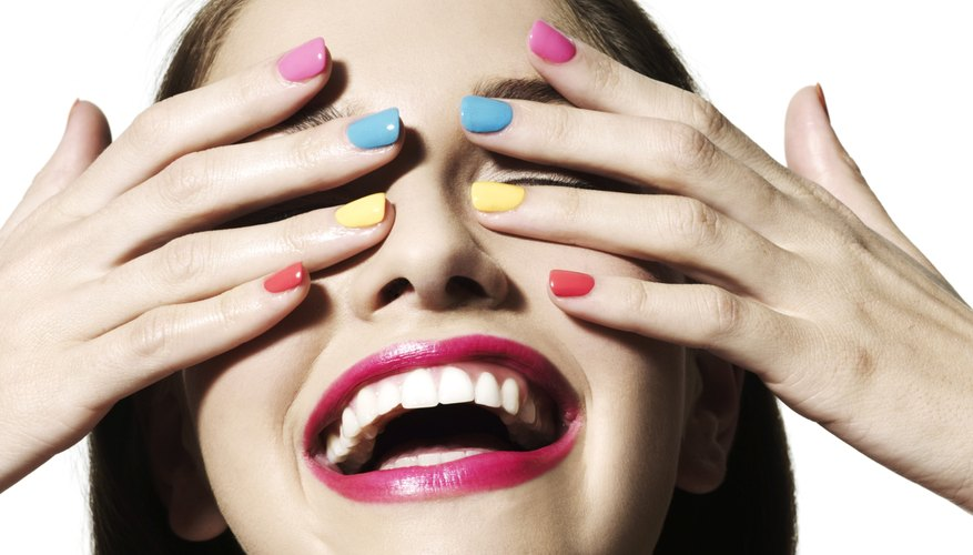 Nail polish plays by different rules than other expiring cosmetics.