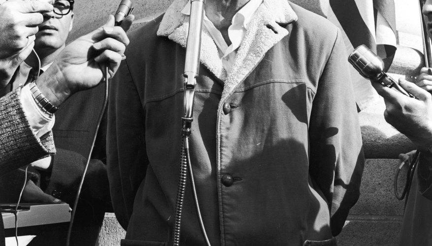 University of California, Berkeley student Mario Savio became the voice of a generation.
