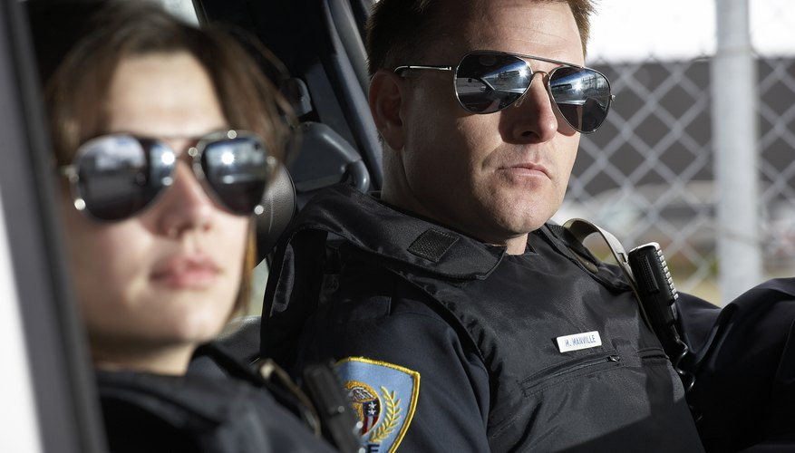 New police officers are on probation for their first 12 months