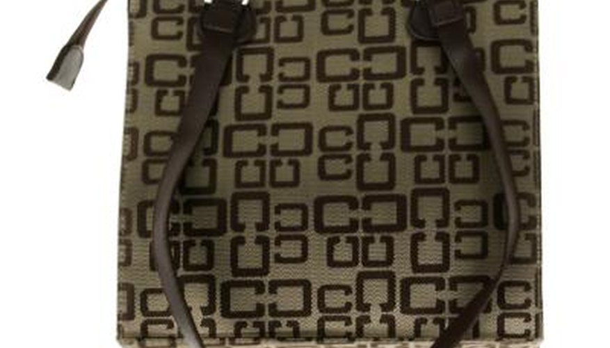 Make sure your Gucci bag isn't a knock off.