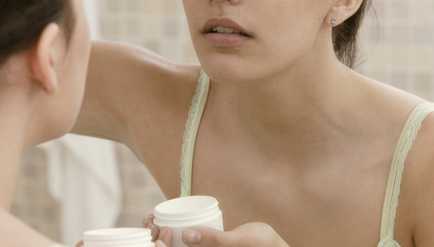 Petroleum jelly can be used to remove eye makeup.