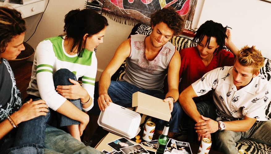 Organize a social gathering using a website sign-up form.