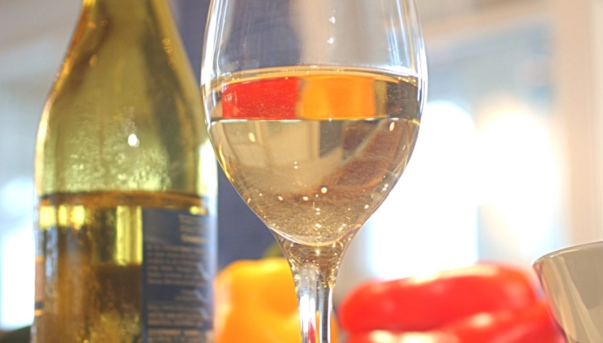 A light white wine goes well with rich Lobster Thermidor.