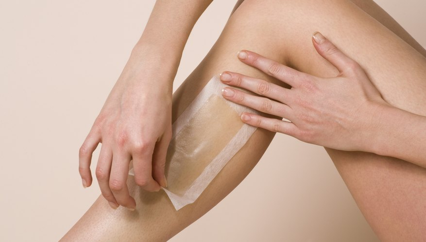 Waxing is a highly effective alternative to removing hair with a razor.