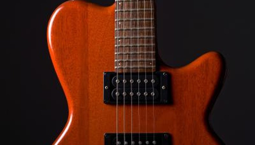 Guitar bodies are an example of polyurethane/acrylic lacquer.