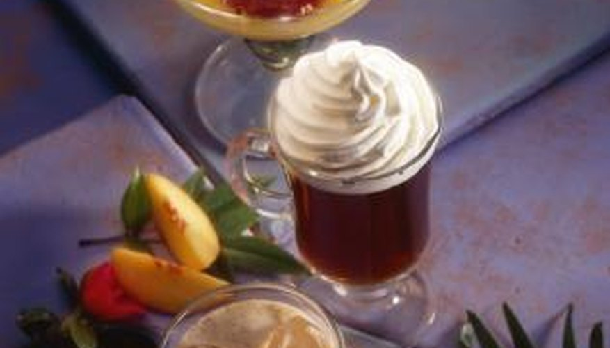 Creme de cacao is an ingredient in more than 150 cocktails and desserts.