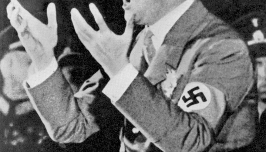 Hitler hoped to reshape German Christianity.