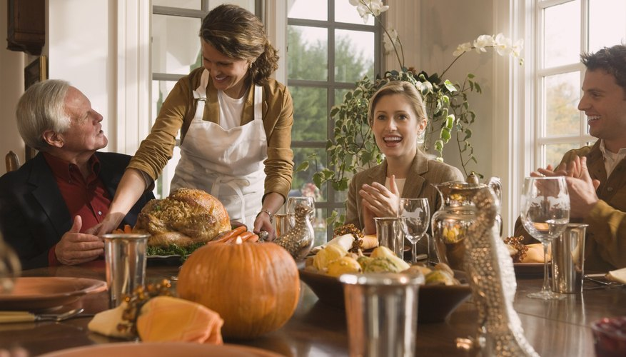 Discussing her mother's interest in cooking can be one way to bond.