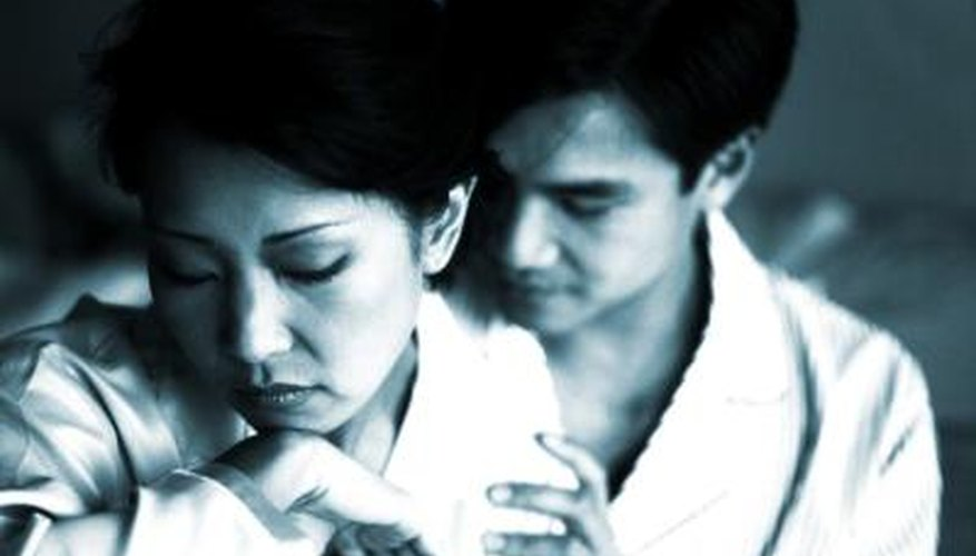 Possessive behaviours can signify relational dependency.