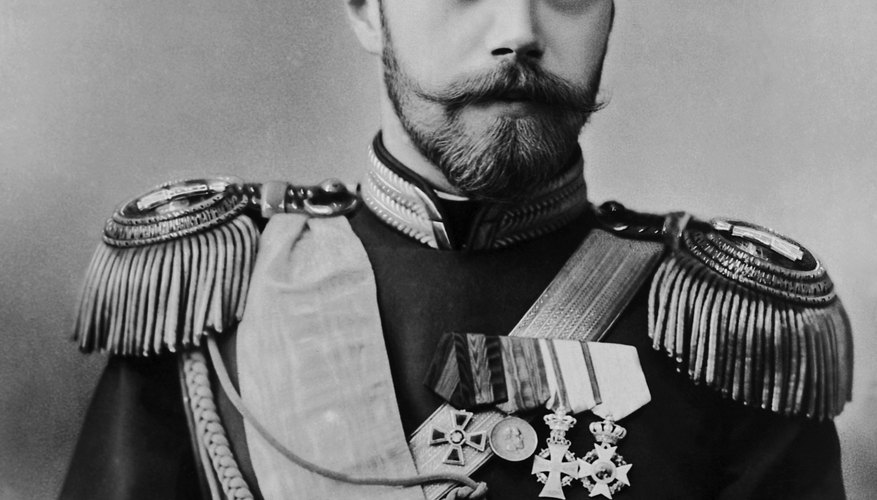 Communist revolutionaries executed Tsar Nicholas II and his entire family in 1918.