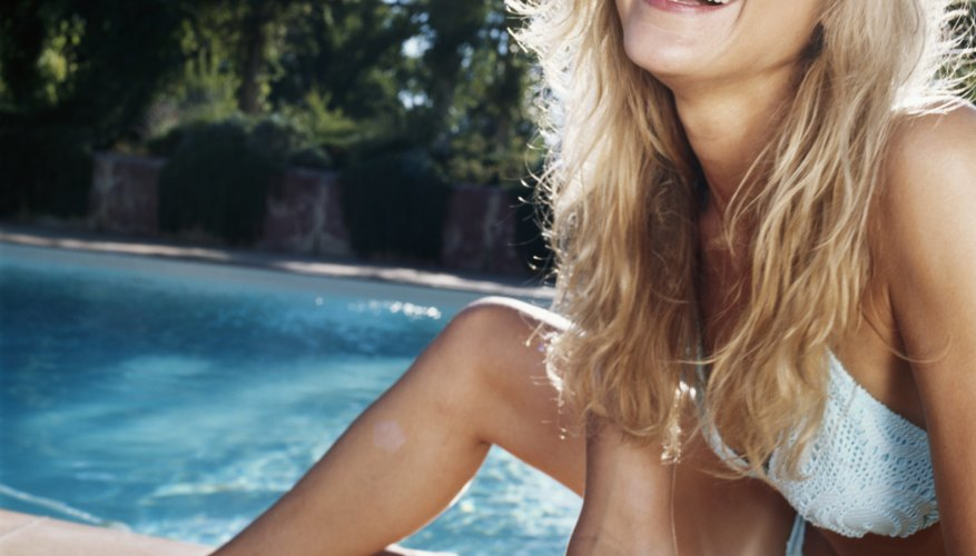 Don't let sunscreen ruin your bathing suit.