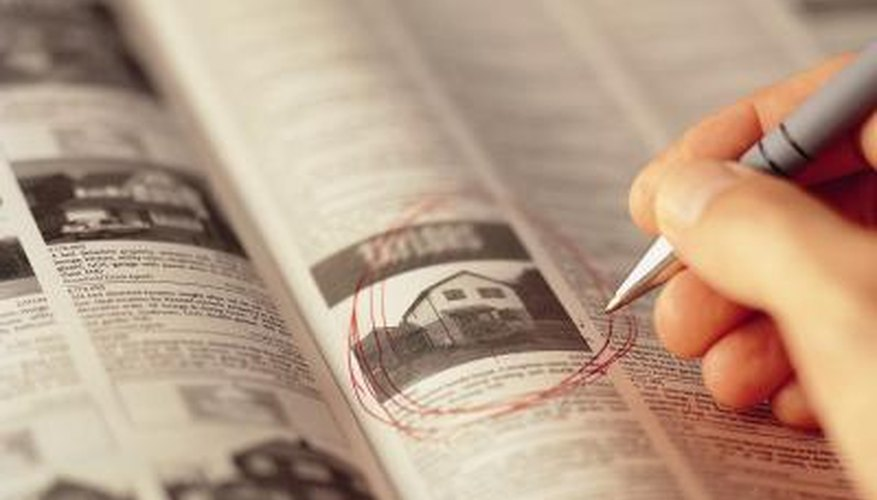 Las agencias de publicidad de reclutamiento anuncian vacantes en diferentes niveles.