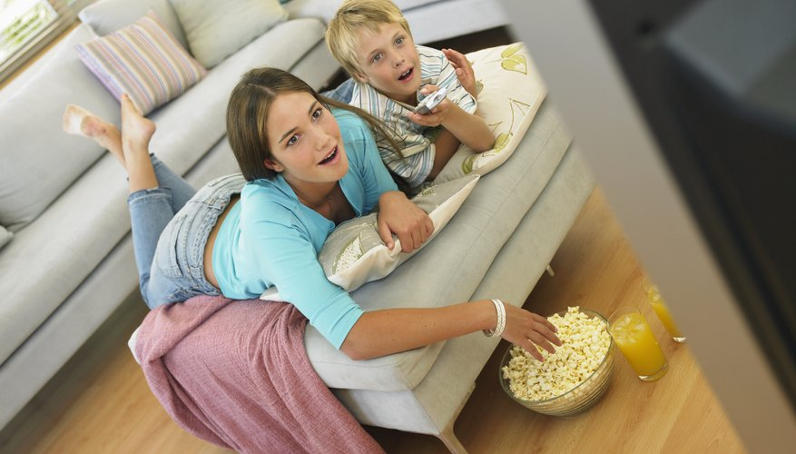 Kids can have their own viewing recommendations using the profile feature.