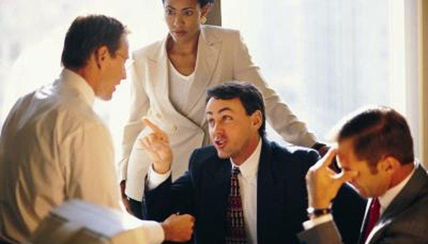 A veces es prudente alejarse de un posible conflicto en vez de instigar más en la discusión.
