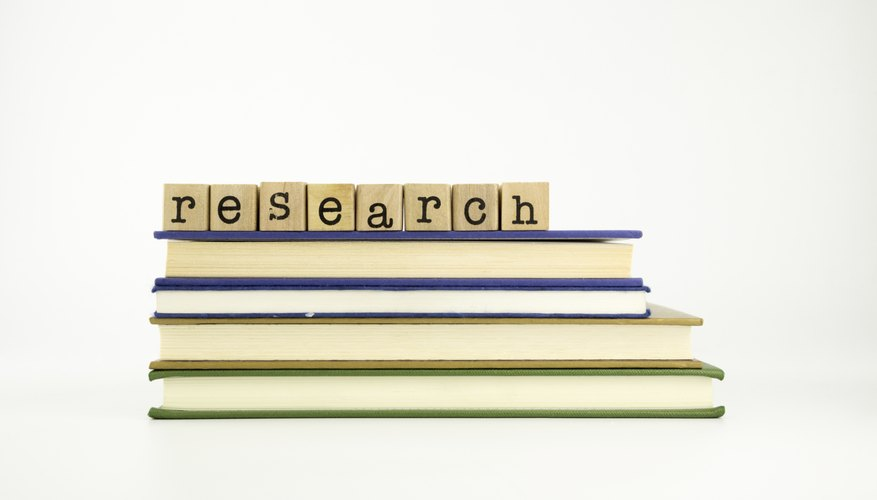 Dissertation topics provide the focus for major academic research projects.