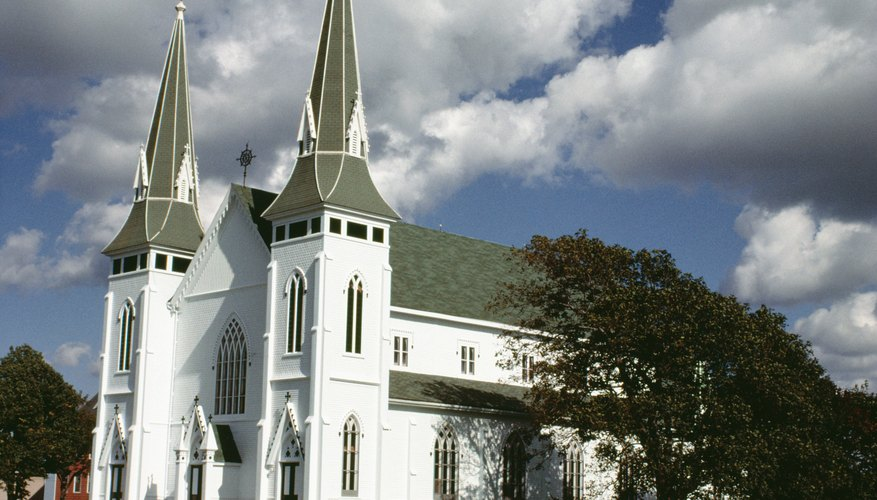 Methodist and Presbyterian are both Christian religions, but the two have some extremely different tenets.