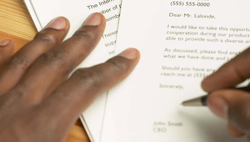 some documents require a witness signature