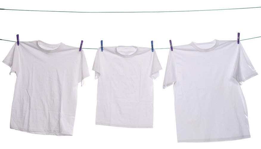 Don't let red wine stains ruin white clothing.