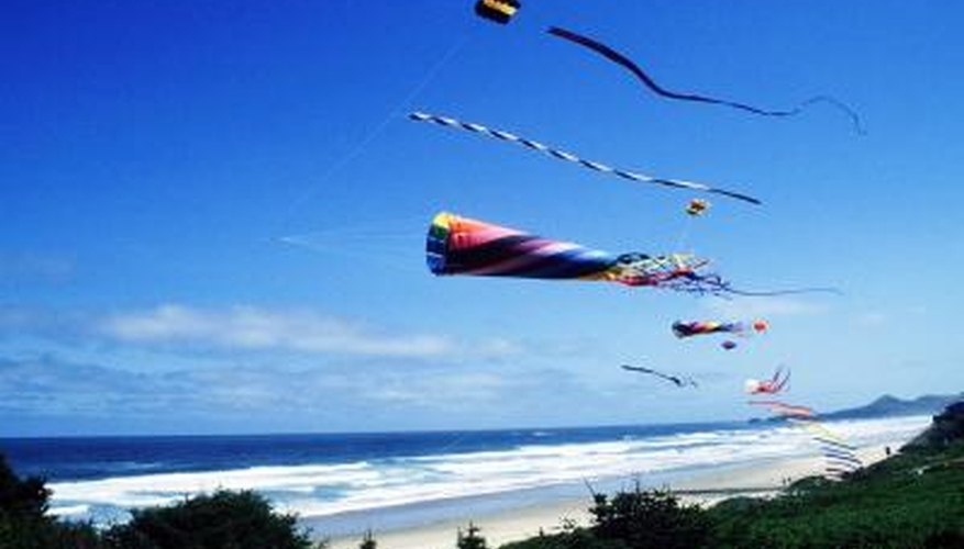Kites in ancient Rome were used for both play and war.