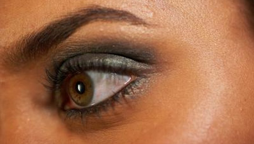 Feminise your eyebrows with proper grooming.