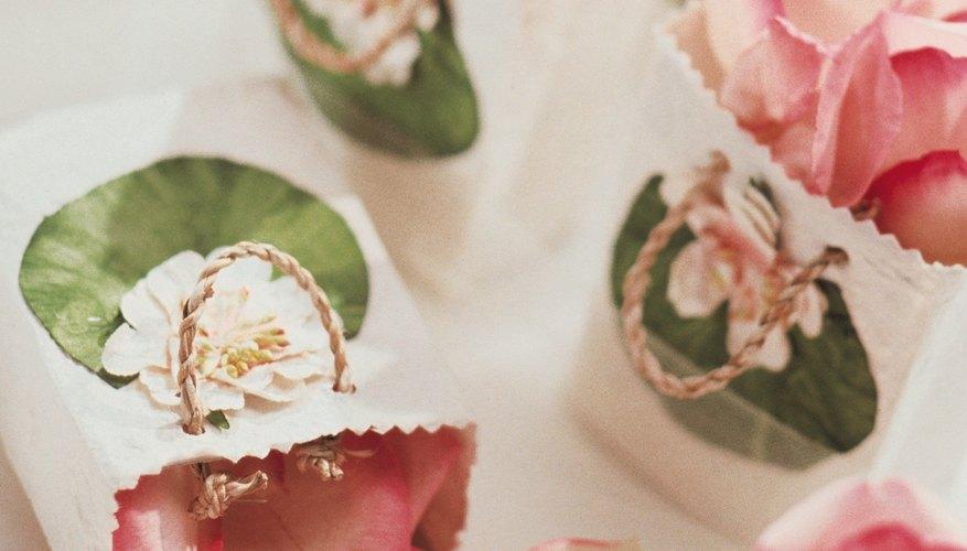 Los recuerdos para bodas son un buen lugar para hacer grandes ganancias.