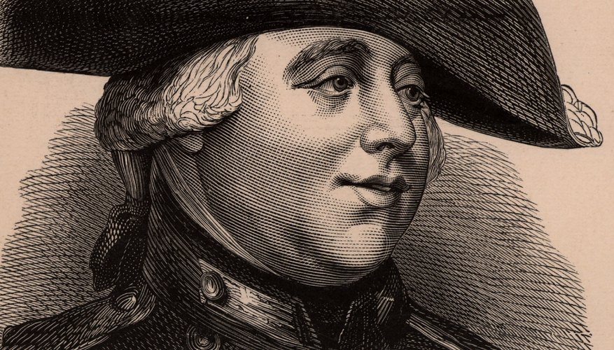 Loyalists often hid their allegiance to King George III, fearing retribution from Patriots.