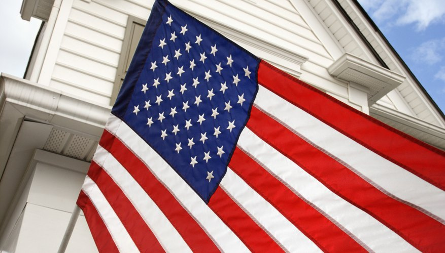 The most recent change to the American flag was in 1959.