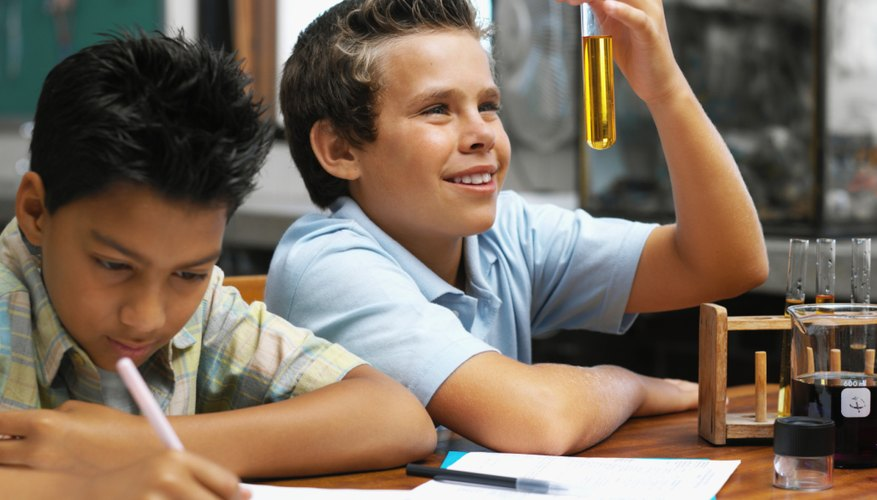 Students should experience science through hands-on activities.