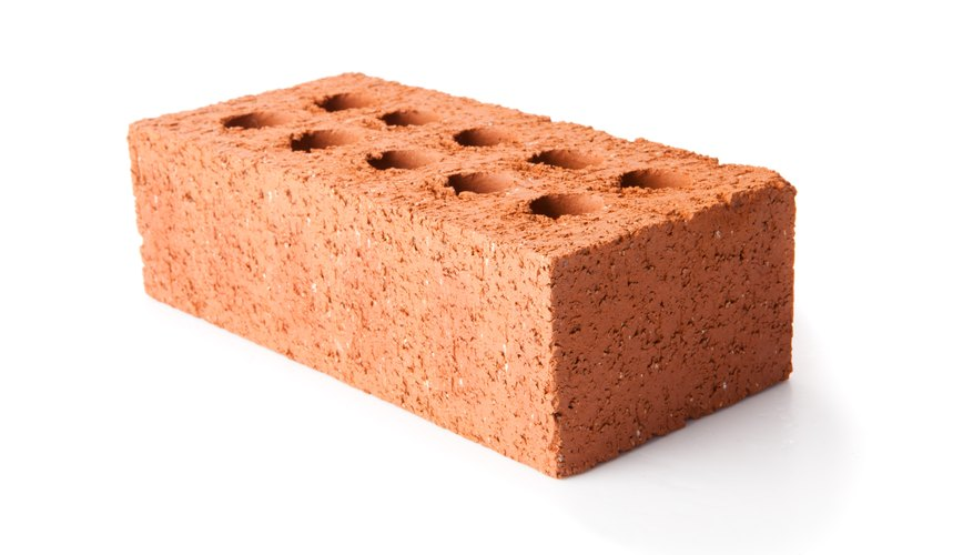 How to calculate brick weight.