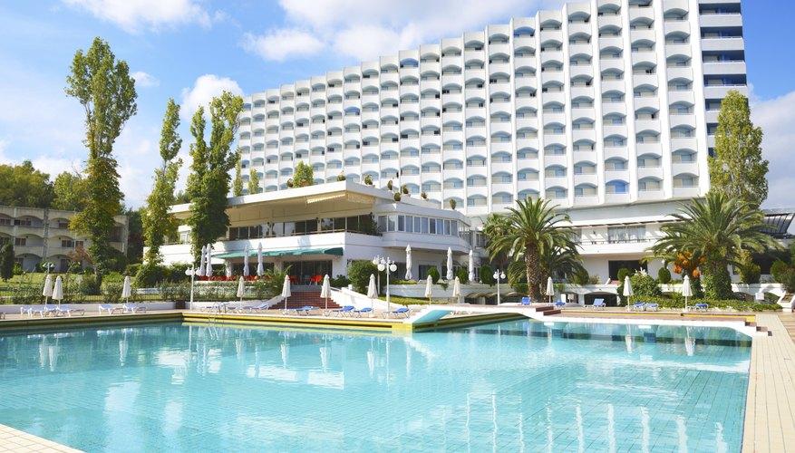 La industria hotelera sigue siendo fuerte en la actualidad.