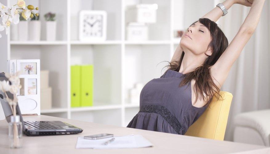 Los pequeños descansos nunca deben considerar como pérdidas de tiempo.