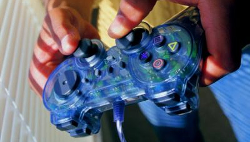 A malfunctioning game controller makes any game nearly impossible to play.
