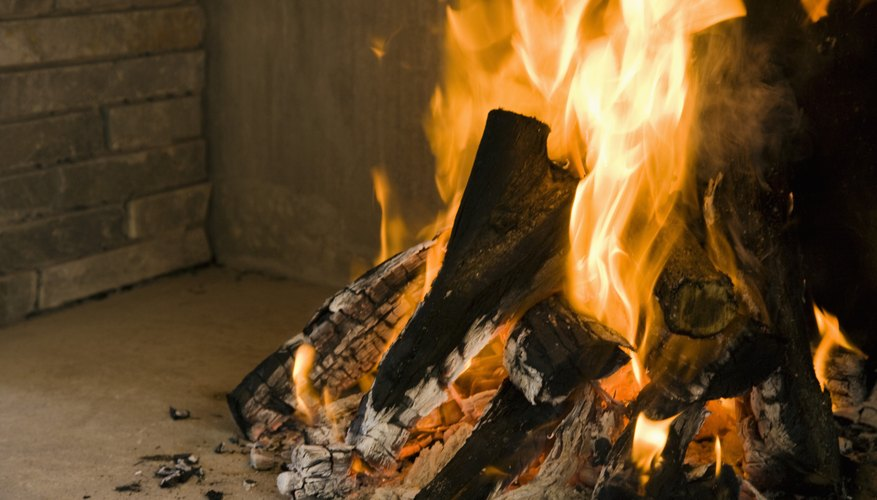 The Nazis burned books and sacred texts in Poland.