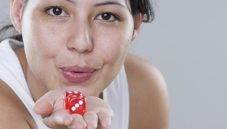 Dice games can help students learn statistics and probability.